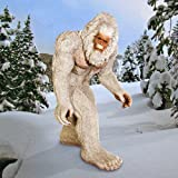 Life Size Abominable Snowman Yeti Statue Design Yeti Bigfoot
