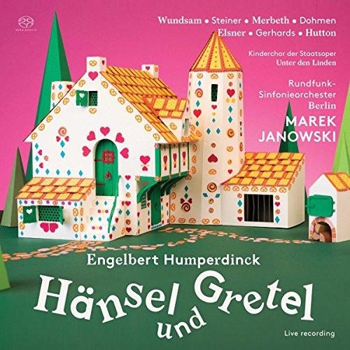 SACD : DOHMEN,ALBERT - Hansel Und Gretel (Hybrid SACD, 2 Pack)
