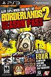 Borderlands 2: Season Pass - PS3 [Digital Code]