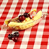 Banana Split Ice Cream Dishes - Pack of 4