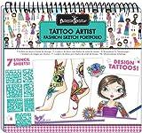 Tattoo Artist Sketch Portfolio