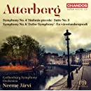 Atterberg: Symphony No. 4 ''Sinfonia Piccola'; Suite No. 3; Symphony No. 6 'Dollar Symphony'; En varmlandsrapsodi