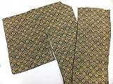 【5470-04854】11月25日号. 正絹 縮緬 小紋着物 はぎれ を使って リメイク、裂き織り、つるし雛、リフォーム等の、和柄の素材としてどうぞ 着用を想定した販売ではありません(SEN) 和風リメイク素材用