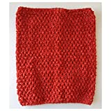 Top gancho pequeño modelo 16cm rojo rojo Talla:talla única