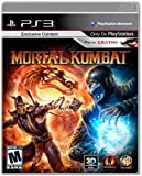 WB Games Toys Mortal Kombat for Sony PS3