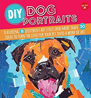 Book Cover: DIY Dog Portrait