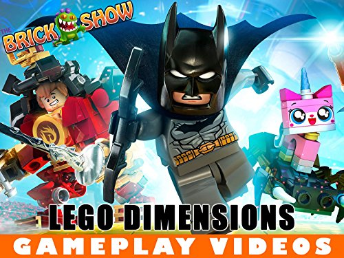 LEGO Dimensions Gameplay - Season 1