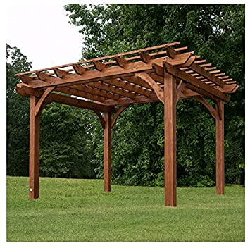 Cedar wood outdoor finishes