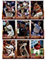 2015 Topps Baseball Cards San Francisco Giants Complete Master Team Set (Series 1 & 2 + Update - 45 Cards- World Series Champions) With (3) Madison Bumgarner, Brandon Belt, Hunter Pence, Tim Hudson, Tim Lincecum, Gary Brown, Santiago Casilla