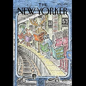 The New Yorker, April 4th 2011 (Julia Ioffe, Steve Coll, Adam Gopnik) Periodical