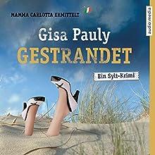 Gestrandet (Mamma Carlotta 2) Hörbuch von Gisa Pauly Gesprochen von: Christiane Blumhoff