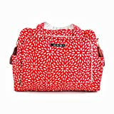 Ju-Ju-Be Be Prepared Diaper Bag, Scarlet Petals