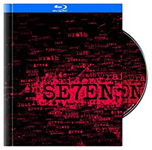 NEW Pitt/freeman/paltrow/spacey/er - Seven (Blu-ray)