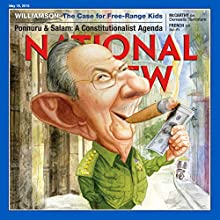 National Review, May 18, 2015 (       UNABRIDGED) by National Review Narrated by Mark Ashby
