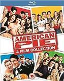 American Pie: 4-Film Collection [Blu-ray] [Region Free]