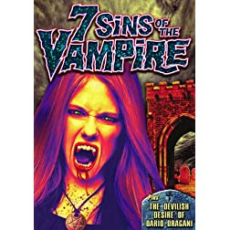 7 Sins of The Vampire (2002) / Devilish Desire of Dario Dragani (2012)