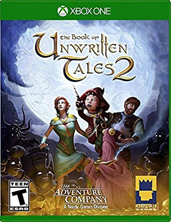 The Book of Unwritten Tales 2 - Xbox One Standard Edition