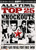 ESPN All Time Top 25 Knockouts [DVD]