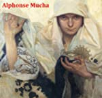 150 Color Paintings of Alphonse Mucha...