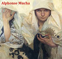 150 Color Paintings of Alphonse Mucha - Czech Modern Painter (July 24, 1860 - July 14, 1939)