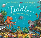 Julia Donaldson Tiddler (Board Book): The story - telling fish