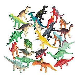 Vinyl Mini Dinosaurs (72 count)