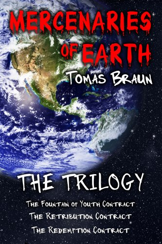 Mercenaries of Earth   The trilogy (Tomas Braun compare prices)