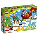 #6: LEGO DUPLO Town Santa's Winter Holiday Set
