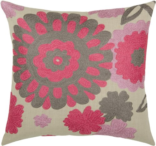 Shabby Chic Pink Bedding 6337 back