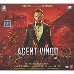Agent Vinod (2012) (Hindi Movie / Bollywood Film / Indian Cinema DVD)