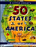 A Little Child s 50 States of America