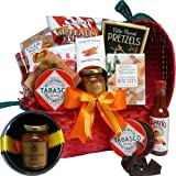 Art of Appreciation Gift Baskets   Oh So Hot! Jalepeno Chili Pepper Snack Set