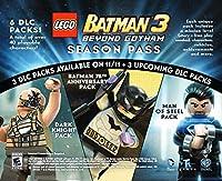 LEGO Batman 3: Beyond Gotham Season Pass - PS4 [Digital Code] from Sony PlayStation Network / Warner Bros. Digital Distribution