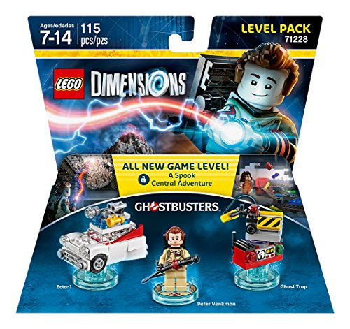 Ghostbusters Level Pack - Photo