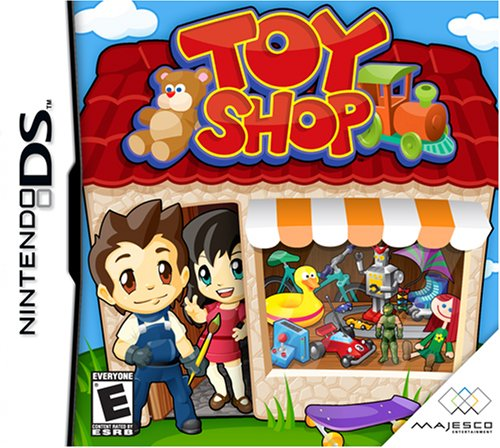 Toy Shop - Nintendo DS - 1