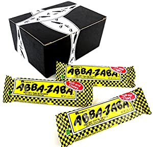 Annabelle's Abba-Zaba, 2 oz Bars in a BlackTie™ Box (Pack of 3)