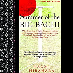 Summer of the Big Bachi Audiobook