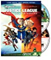 Justice League: Crisis on Two Earths (Two-Disc Amazon Exclusive with Litho Cel)