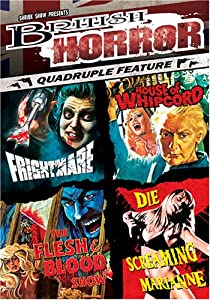 British Horror Quadruple Feature (Frightmare / House of Whipcord / The Flesh & Blood Show / Die Screaming Marianne)