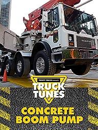 Concrete Boom Pump - Truck Tunes for Kids