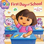 First Day of School: A Lift-the-Flap...