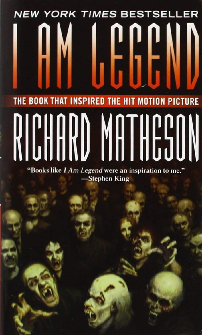 I Am Legend Richard Matheson  I Am Legend Zombies Or Vampires