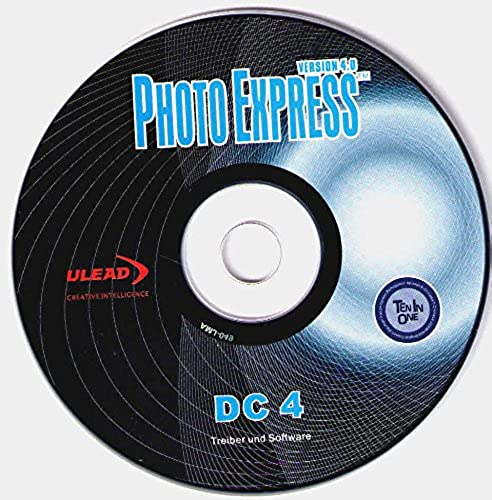 ulead photo express 4.0 se