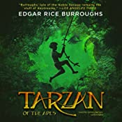Tarzan of the Apes [Blackstone Edition] | [Edgar Rice Burroughs]
