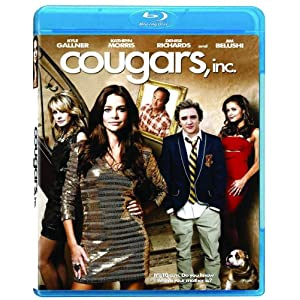 Cougars Blu-ray