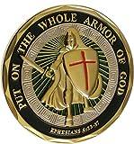 Eagle Crest NEW Armor of God Challenge Coin