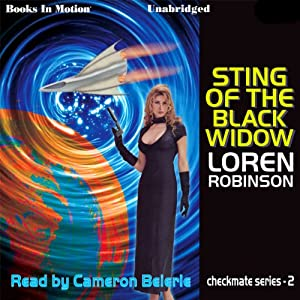 Sting of the Black Widow: Checkmate Series, Book 2 | [Loren Robinson]