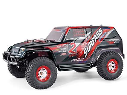 Amewi 22185 – Véhicule, Extreme 2 4 WD, 1 : 12 Jeep