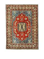 Eden Alfombra Uzebekistan Super Rojo/Azul/Beige 149 x 202 cm
