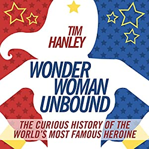 Wonder Woman Unbound Audiobook